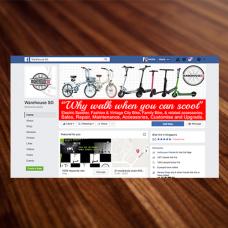 Facebook Banner Design