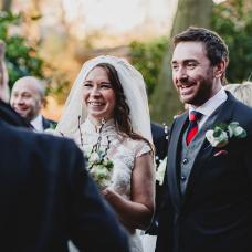 Wedding Photo-taking