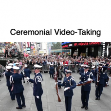 Ceremonial Video-Taking