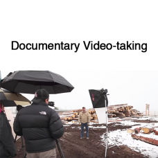 Documentary Video-taking