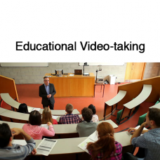 Educational Video-taking
