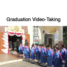 Graduation Video-Taking
