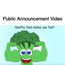 Public Announcement Video