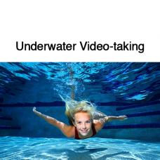 Underwater Video-taking
