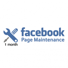 1 month FaceBook maintenance